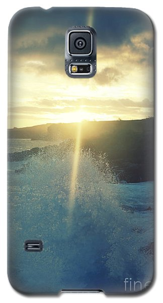 Dances With Light Galaxy S5 Case
