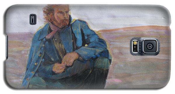 Dances With Wolves Galaxy S5 Case by Vikram Singh
