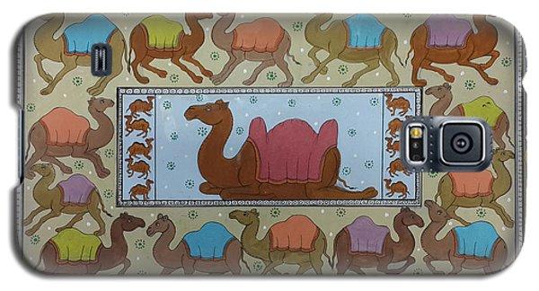 Dancing Camels Galaxy S5 Case
