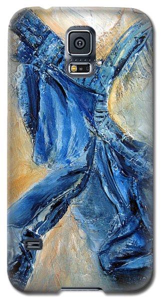 Dancing Denim Galaxy S5 Case