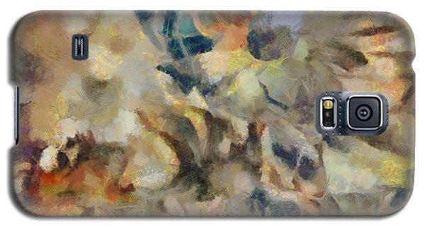 Galaxy S5 Case featuring the digital art Dancing Dreams by Joe Misrasi