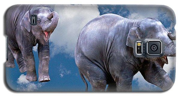 Dancing Elephants Galaxy S5 Case