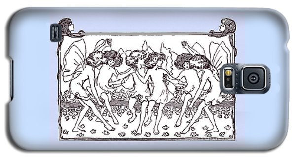 Dancing Fairies From 1896 Galaxy S5 Case