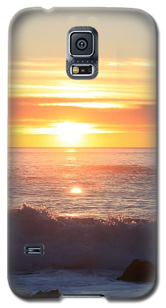 Galaxy S5 Case featuring the photograph Dancing Flames  by Amy Gallagher