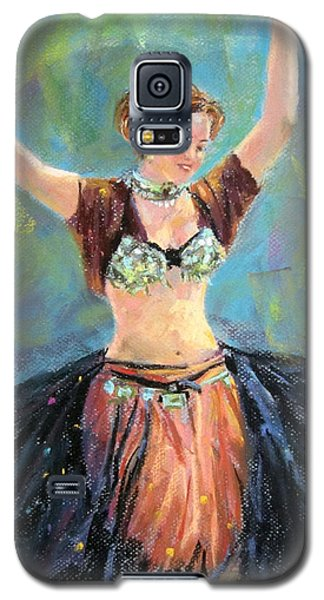 Dancing In The Air Galaxy S5 Case
