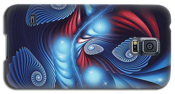 Dancing In The Night Galaxy S5 Case
