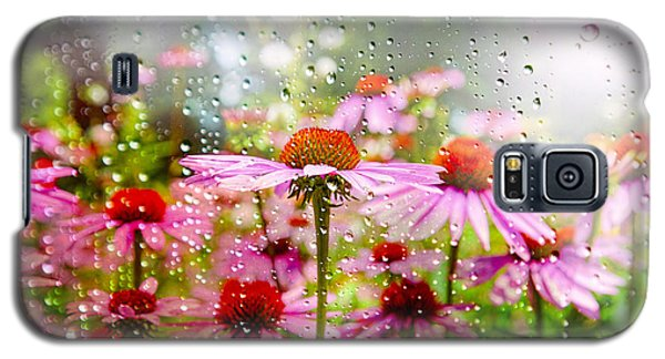 Dancing In The Rain Galaxy S5 Case by Mary Timman