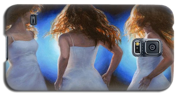 Dancing In The Spotlight Galaxy S5 Case