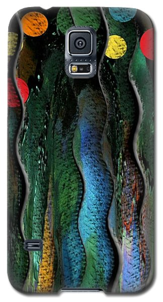 Galaxy S5 Case featuring the photograph Dancing In The Streets. by Steve Godleski