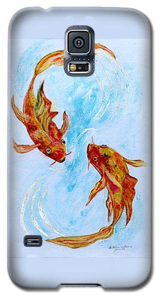 Dancing Koi Sold Galaxy S5 Case