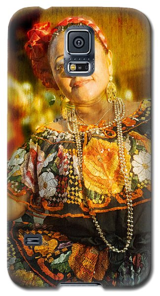 Dancing Lady Galaxy S5 Case