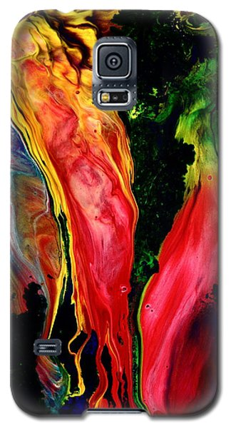 Dancing Red Peppers  Galaxy S5 Case