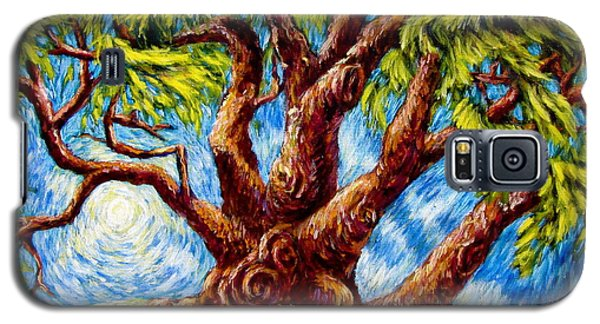 Dancing Tree Galaxy S5 Case