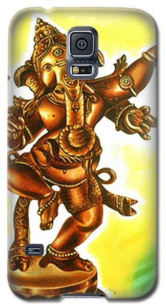 Dancing Vinayaga Galaxy S5 Case