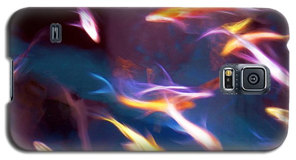 Dancing With Koi Galaxy S5 Case