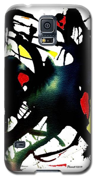 Dancing With The Shadow Galaxy S5 Case