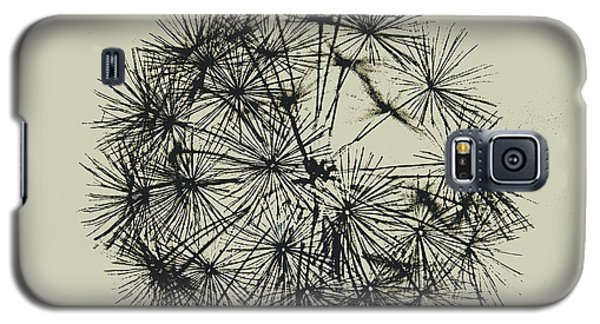 Galaxy S5 Case featuring the photograph Dandelion 6 by Kathy Barney