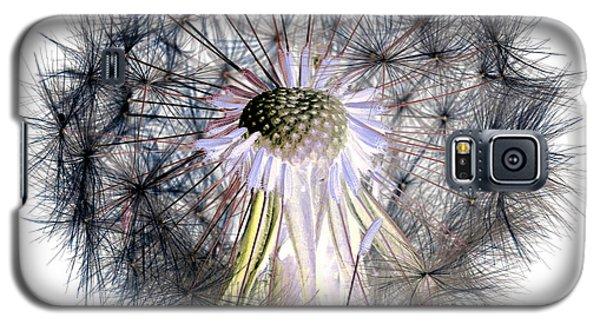 Dandelion Clock No.1 Galaxy S5 Case