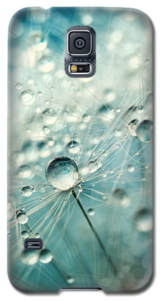 Dandelion Starburst Galaxy S5 Case
