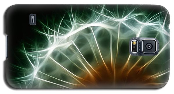Dandelion Galaxy S5 Case by ISAW Gallery