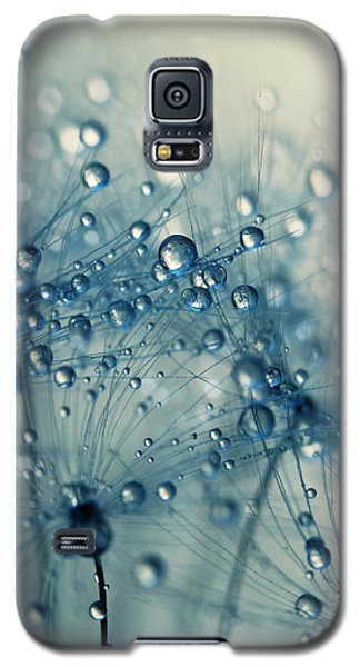 Dandy Blue Shower Galaxy S5 Case