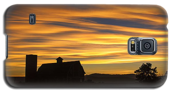 Galaxy S5 Case featuring the photograph Daniel's Sunset by Kristal Kraft