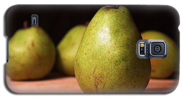 D'anjou Pears Galaxy S5 Case by Joseph Skompski
