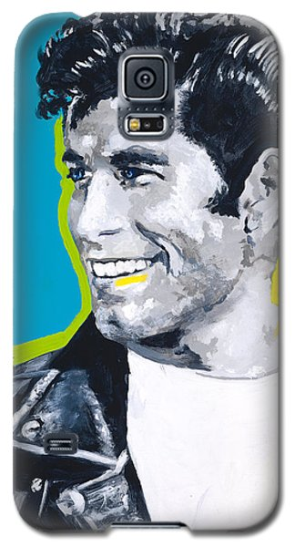 Danny Loves Sandy Galaxy S5 Case by Eric Dee