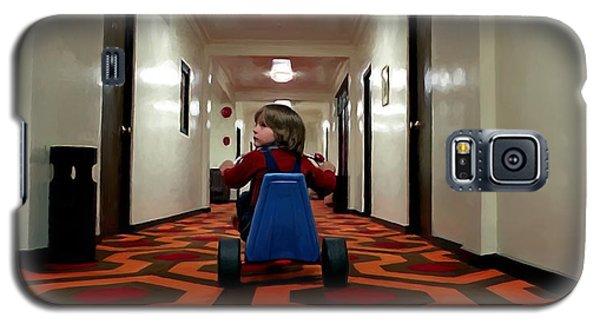 Danny Torrance In Hotel Overlook Galaxy S5 Case