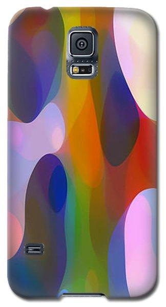 Dappled Light Panoramic Vertical 2 Galaxy S5 Case