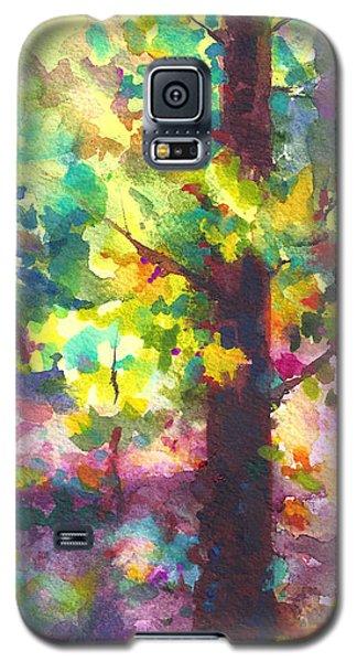 Dappled - Light Through Tree Canopy Galaxy S5 Case