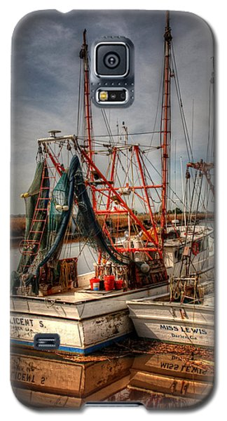 Darien Boats Galaxy S5 Case
