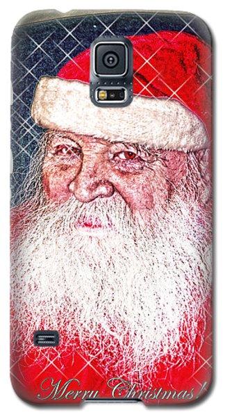 Darius Merry Christmas Galaxy S5 Case by Randall Branham