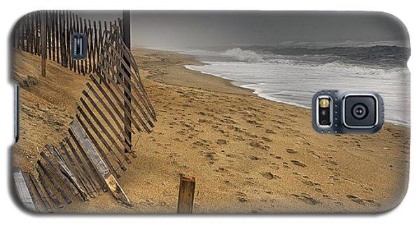 Dark Beach Galaxy S5 Case