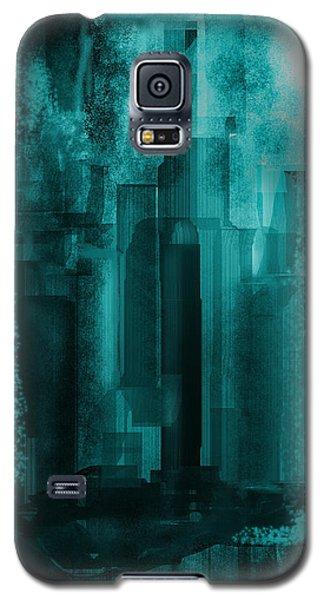 Dark City Galaxy S5 Case