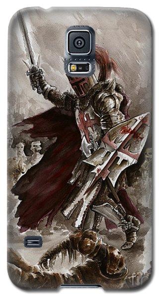 Dark Crusader Galaxy S5 Case by Mariusz Szmerdt