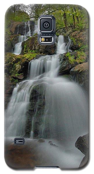 Dark Hollow Falls - Shenandoah Galaxy S5 Case