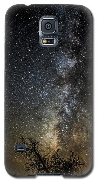 Dark Kansas Skies Galaxy S5 Case