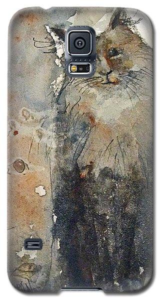 Dark Minkey Galaxy S5 Case by Jessamine Barron
