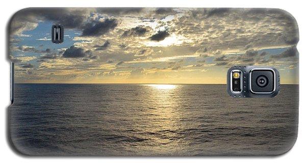 Dark Ocean Sunset 2 Galaxy S5 Case