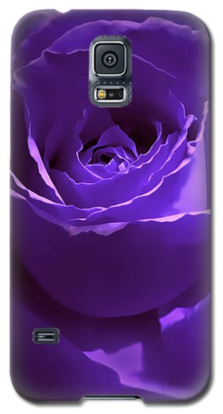 Dark Secrets Purple Rose Galaxy S5 Case