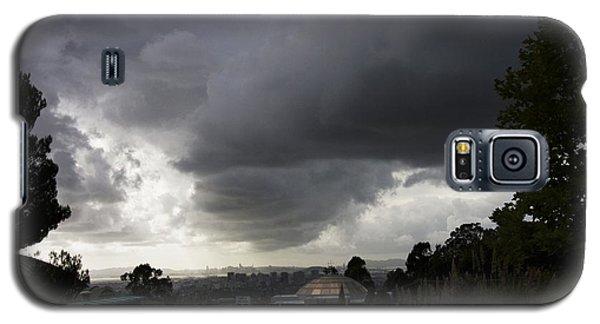 Dark Skies Gold Dome Galaxy S5 Case