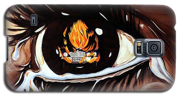 Dark Sorrow  Galaxy S5 Case by Jackie Carpenter