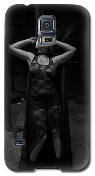 Galaxy S5 Case featuring the photograph Dark Witch's Yearning by Mez