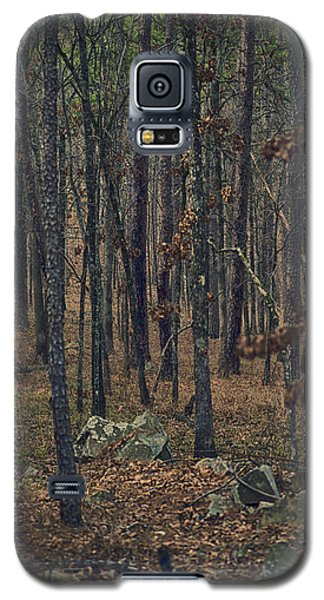 Dark Woods Galaxy S5 Case
