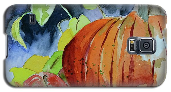 Galaxy S5 Case featuring the painting Darkening by Beverley Harper Tinsley
