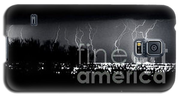 Darkness Symphony-15x72-signed Galaxy S5 Case