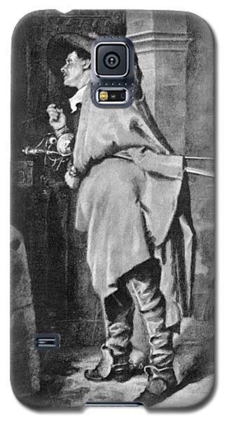 D'artagnan Galaxy S5 Case