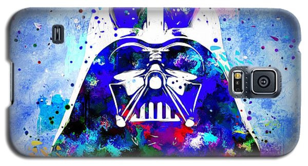 Darth Vader Star Wars Galaxy S5 Case by Daniel Janda