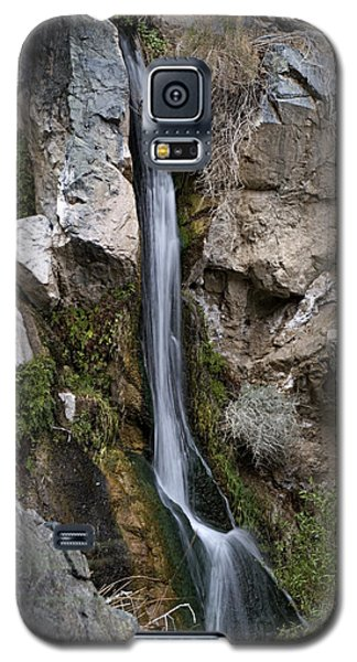 Galaxy S5 Case featuring the photograph Darwin Falls by Joe Schofield